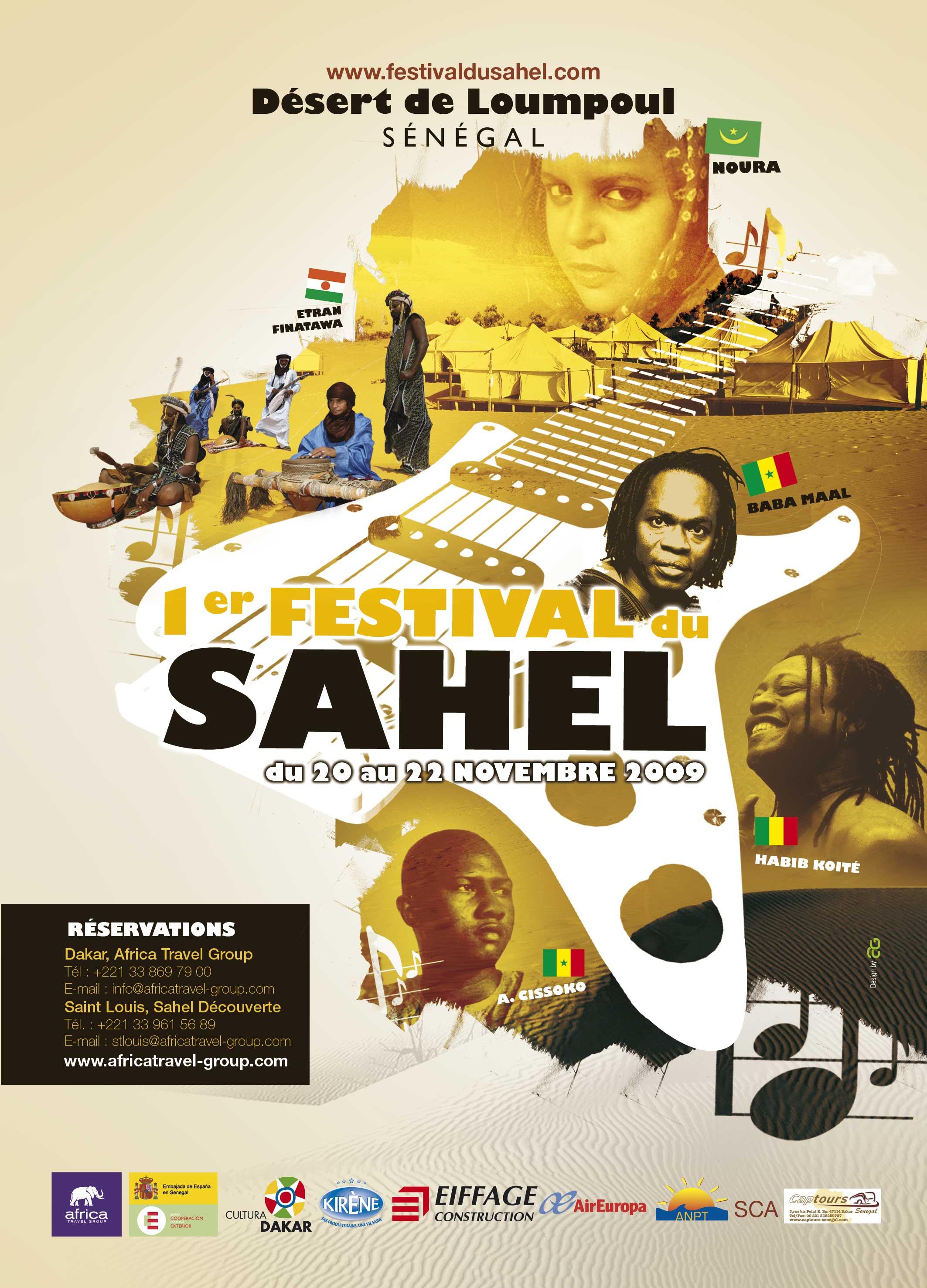 I Festival du Sahel